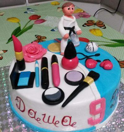 картинки тортов для девочек с феями