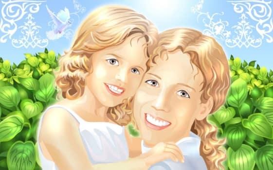 поздравления маме с рождением дочери в стихах красивые до слез
