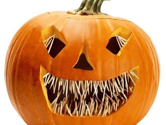картинки тыквы на хэллоуин нарисованные цветные