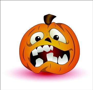 злая тыква на хэллоуин картинки