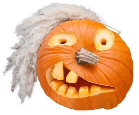 форма тыквы на хэллоуин картинки