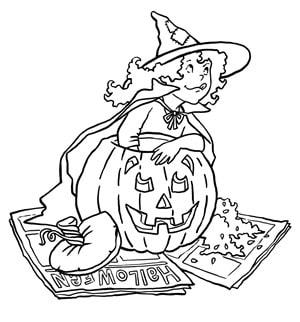 самая страшная тыква на хэллоуин картинки