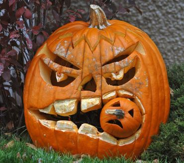 веселые тыквы на хэллоуин картинки