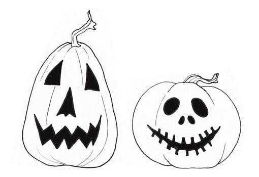 красивая тыква на хэллоуин картинки