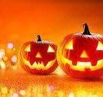 шаблоны для тыквы на хэллоуин картинки