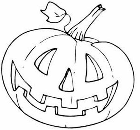 трафареты для тыквы на хэллоуин картинки распечатать