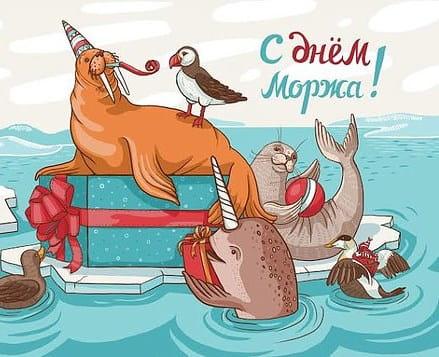 день моржа в балашихе