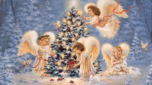 рождественские колядки короткие