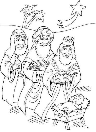 рождественские картинки для детей рисунки раскраски