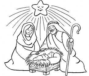рождественский олень раскраска для детей