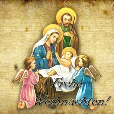 католическое рождество 2019
