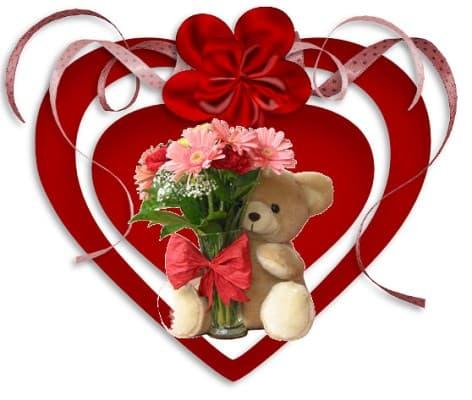 сердце валентинка картинки