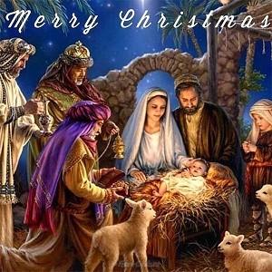 католическое рождество открытки бесплатно