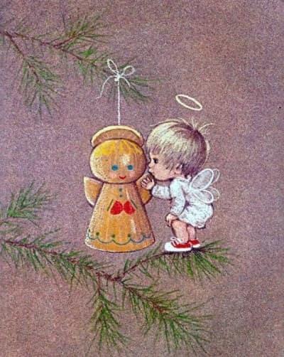 рождество христово картинки для детей ангелы