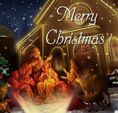 католическое рождество рисунки детские
