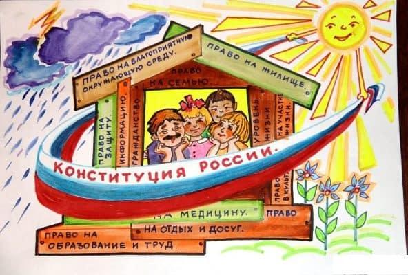 день конституции россии 12 декабря классный час