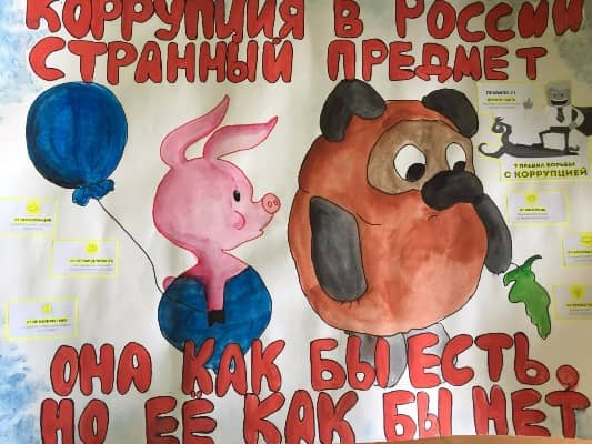день борьбы с коррупцией в россии