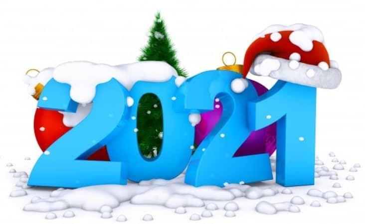 с новым годом прикольные картинки
