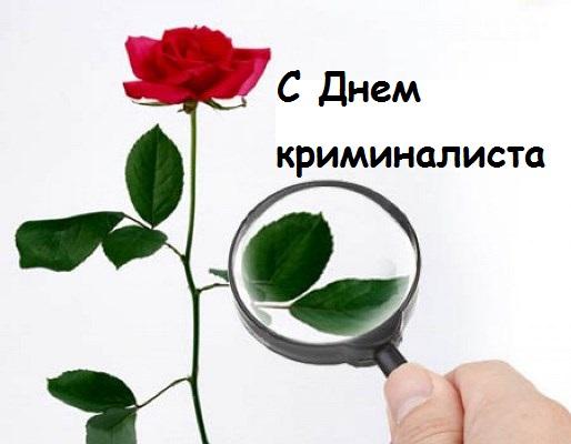 день криминалиста россии