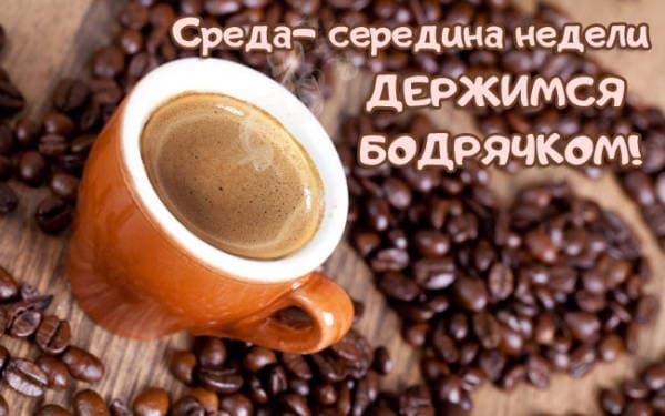 открытки про кофе
