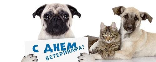 день ветеринарного врача поздравление