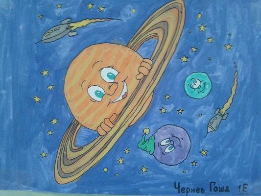 смешные фото планет