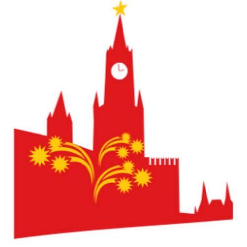 Шаблоны на окна ко Дню России (вытынанки, рисунки, трафареты) | Всё для праздника