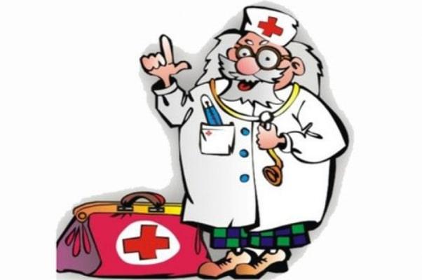 Сценарий медицинский работник прикольный для всего коллектива