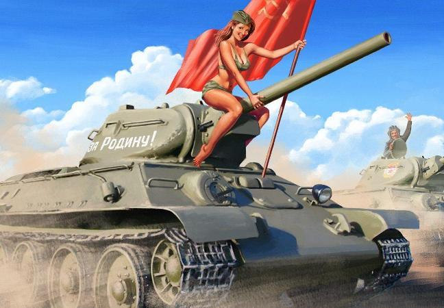 открытки с днем танкиста гиф